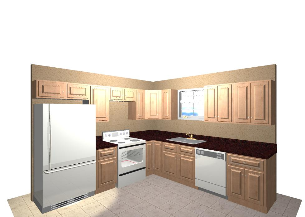 10 X10 Kitchen Price submited images